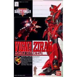 MSV Vigna Zera (3) - 1/100 Scale