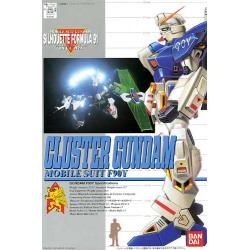 MSV Claster Gundam (7) - 1/100 Scale