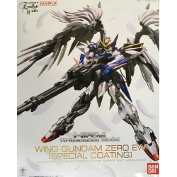 High-resolution Wing Gundam Zero EW [Special Coating]
