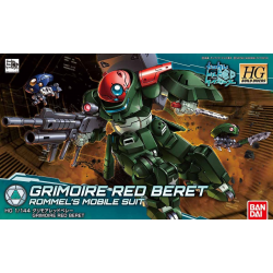 HG BD Grimoire Red Beret