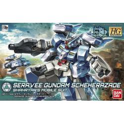 HG BD Seravee Gundam Scheherazade