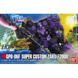 HG Super Custom Zaku F2000 (000)