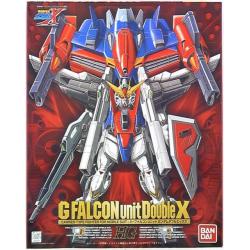 HG Gundam X G Falcon Unit Double X (07)