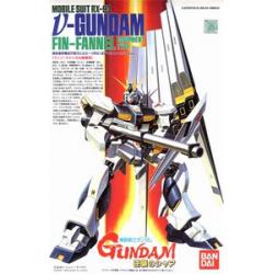 Nu-Gundam FIN Fannel Type (Series No.X)