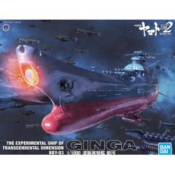 Experimental Ship of Transcendental Dimension GINGA