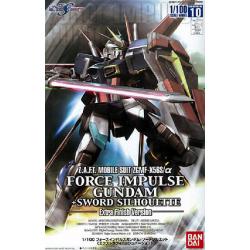HG Force Impulse Gundam + Sword Pack (Extra Finish) (10)
