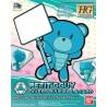 HG PG Petit'gguy Divers Blue & Placard