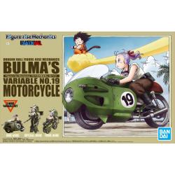 Figure-rise Mechanics - Bulma's Variable No.19 Motorcycle