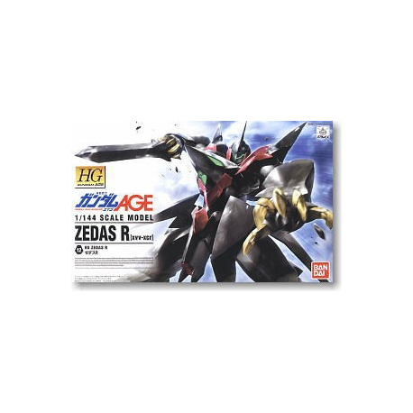 HG Gundam ZEDAS R 1/144