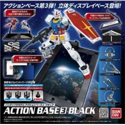 Black Action Stand III