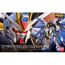 RG Strike Freedom Gundam 1/144