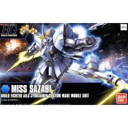HG BF Miss Sazabi 1/144