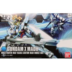 HG BF Gundam X MAOH Archenemy 1/144
