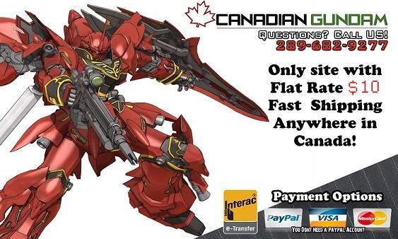 Canadian Gundam