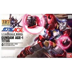 HG Gundam Age-1 Titus 1/144