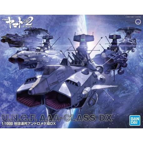 U.N.C.F. AAA-Class DX