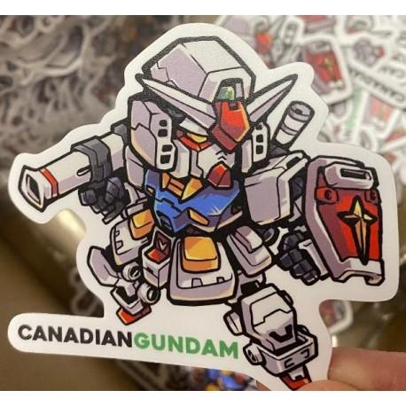 Gundam Sticker (001)