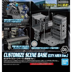 Customize Scene Base (City Area Ver.)