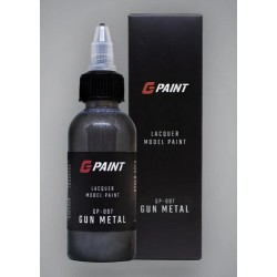 GPaint Gun Metal (65ML)