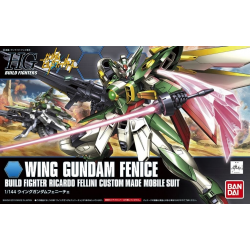 HG BF Gundam Fenice 1/144