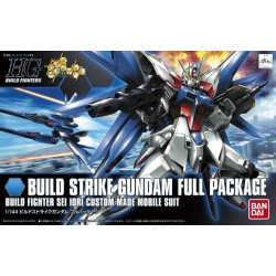 HG BF Build Strike Gundam Full Package 1/144