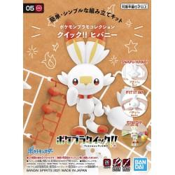 Pokemon Model Kit - Scorbunny