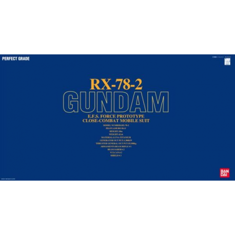 PG RX-78-2 Gundam 1/60