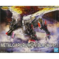 Figure-rise Standard - Metalgarurumon (Black Ver.) (Amplified)