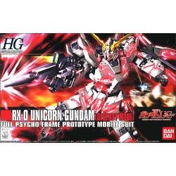 HG UC RX-0 Unicorn Gundam (Destroy Mode) (100)