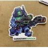 Gundam Sticker (005) Sniper II