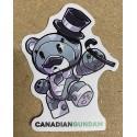 Gundam Sticker (006) Papagguy