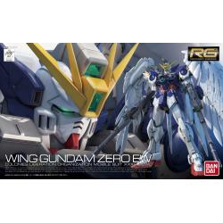 RG Wing Gundam Zero Custom EW 1/144