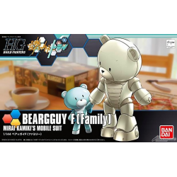HG BF BearGGuy F (Family)