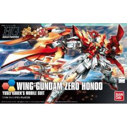 HG BF Wing Gundam Zero Honoo