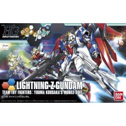 HG BF Lightning Z Gundam (40)