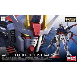 RG Aile Strike Gundam 1/144 Scale