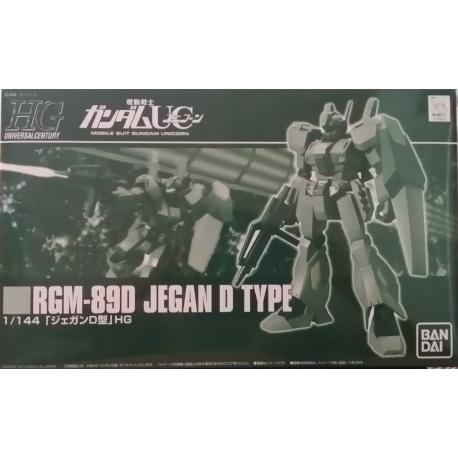 HG UC RGM-89D Jegan Type-D