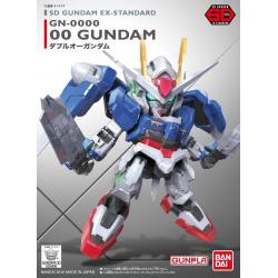 SD BB EX-Stardard 00 Gundam