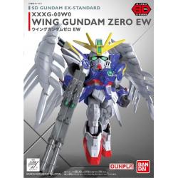 SD BB EX-Stardard Wing Gundam Zero EW