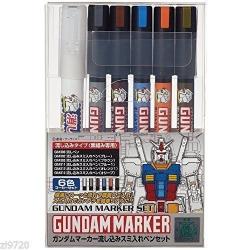 UC Gundam Marker Set *w/ Remover*
