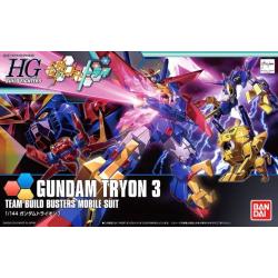 HG BF Gundam Tryon 3 (38)