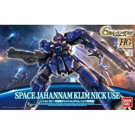 HG Space Jahanam Klim Nick Use