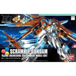 HG BF Scramble Gundam (47)