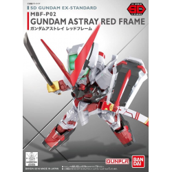 SD BB EX-Stardard Astray Red Frame (007)