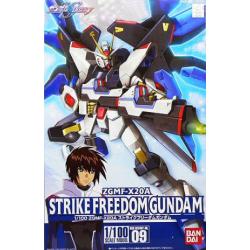 HG Strike Freedom Gundam (09)