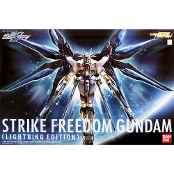 HG Strike Freedom Gundam (Lightning Edition)