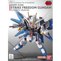 SD BB EX-Stardard Strike Freedom Gundam (006)