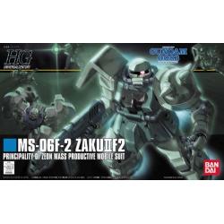 HG UC Zaku F2 ZEON Type (105)