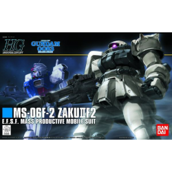 HG UC Zaku F2 Earth Federation Type (107)