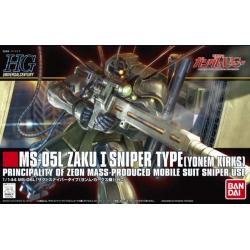 HG UC Zaku I Sniper Type (Yonem Kirks Custom) (137)